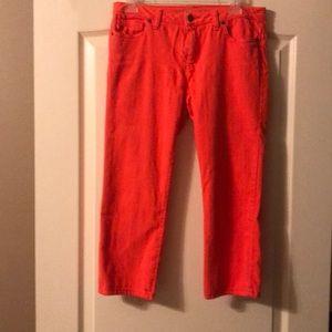 Michael Kors Cropped Demin Jean